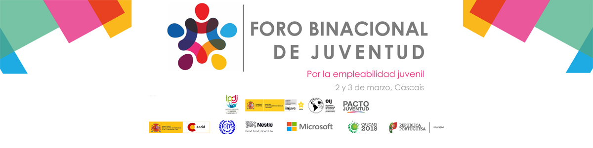 "Foro Binacional de Juventud ""por la empleabilidad juvenil"""