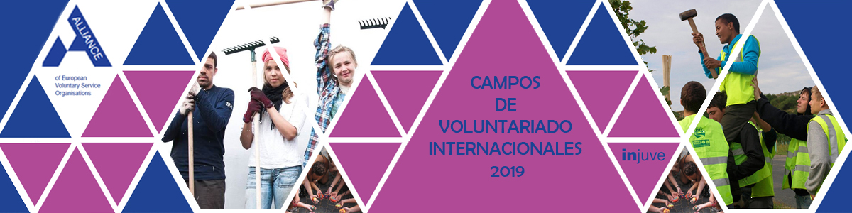 Campos de voluntariado internacionales 2019