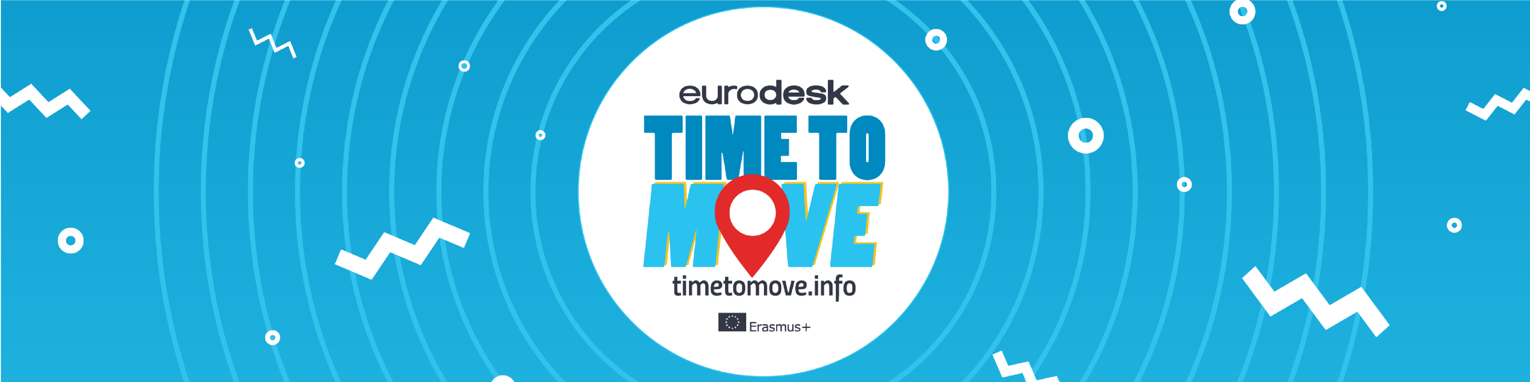 Campaña europea Time to Move 2020