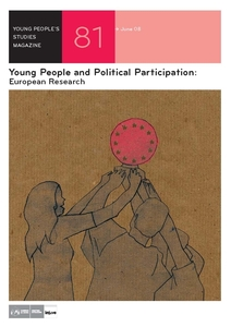Nº 81. Young People and Political Participation