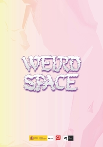 Portada folleto Weird Space