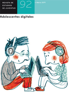 Nº 92. Adolescentes digitales