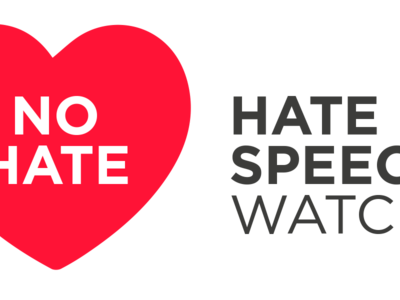 Logo No Hate Speech Watch