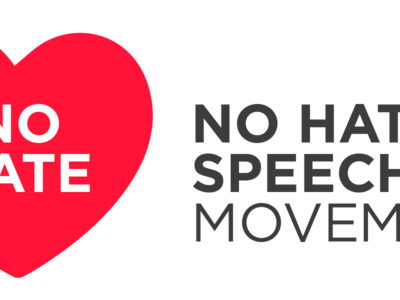 Logo No Hate Speech Movement