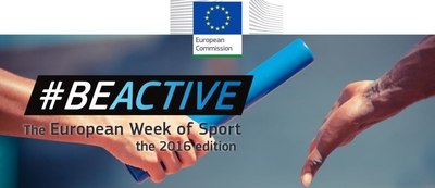 Be Active Semana Europea del Deporte