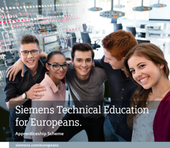 Siemens Technical Education for Europeans