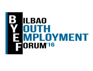 Cartel Bilbao Youth Employment Forum 2016