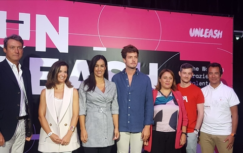 Inauguración Unleash 2019