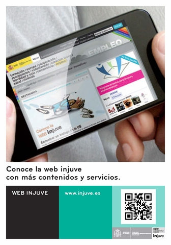 Folleto Nueva Web Injuve 2014