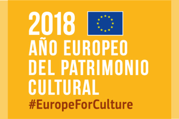 Logo Año Europeo del Patrimonio Cultural 2018