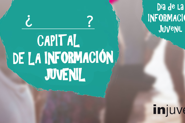 Convocatoria de proyectos para seleccionar la Capital de la Información Juvenil 2018