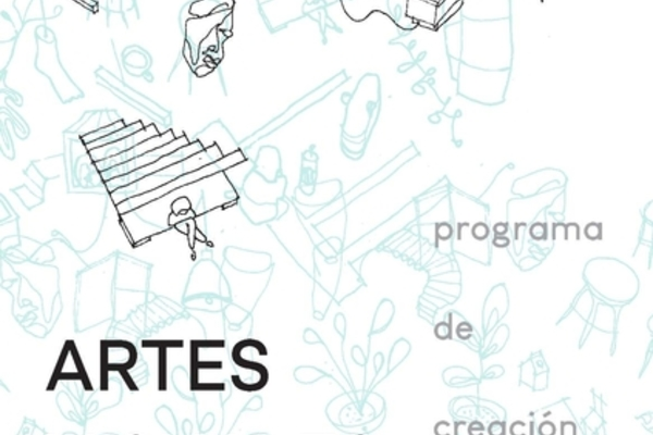 Portada Folleto Artes Visuales 2017