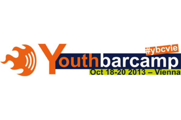 Logo Youth BarCamp en Viena