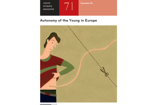 Nº 71. Autonomy of the Young in Europe