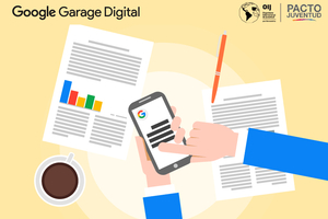Programa Garage Digital de Google