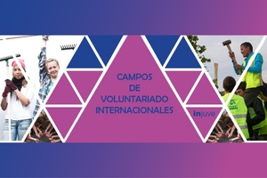 Campos de Voluntariado Internacionales Injuve