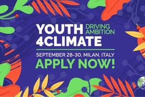 Youth4Climate: Driving Ambition