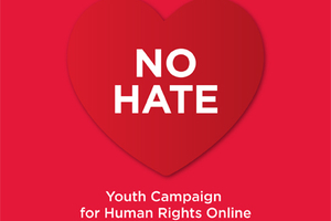 NO HATGE, Youth Campaign for Human Rights Online
